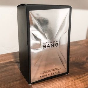 *Rare* Marc Jacobs Bang EDT, Discontinued